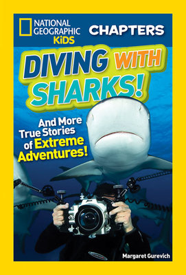 National Geographic Kids Chapters: Diving With Sharks!