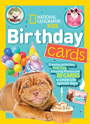 National Geographic Kids Birthday Cards Penguin Random House Retail