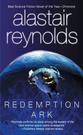 Redemption Ark book cover