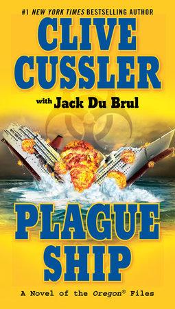 Plague Ship book cover