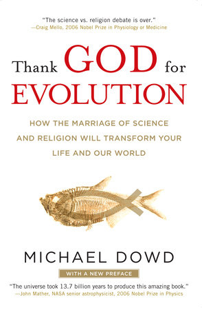 Thank God for Evolution