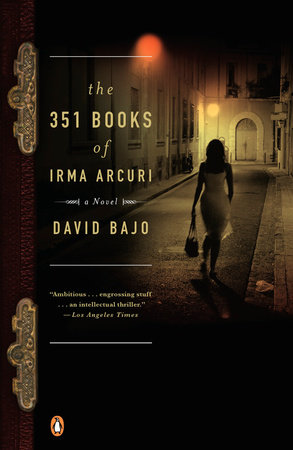 The 351 Books of Irma Acuri