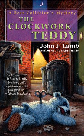 The Clockwork Teddy