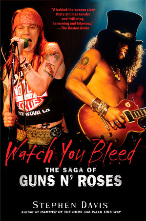 Watch You Bleed