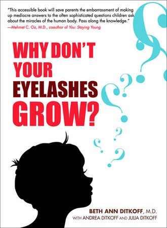Why Don't Your Eyelashes Grow?