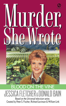 Murder, She Wrote: Blood on the Vine