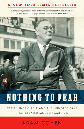 Nothing to Fear book cover