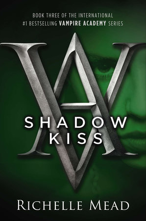 Shadow Kiss book cover