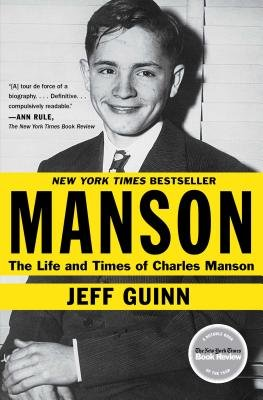 Cover art for Manson: The Life and Times of Charles Manson