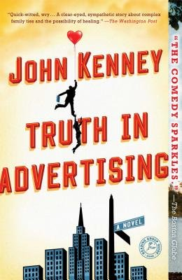 Cover art for Truth in Advertising
