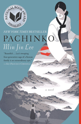 Cover of Pachinko (National Book Award Finalist)