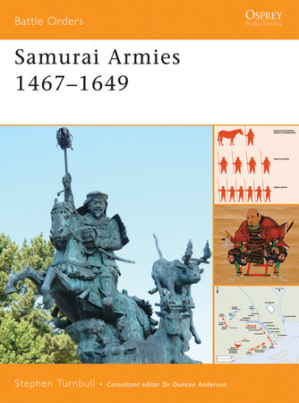 Samurai Armies 1467-1649 by