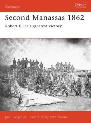 Second Manassas 1862 by