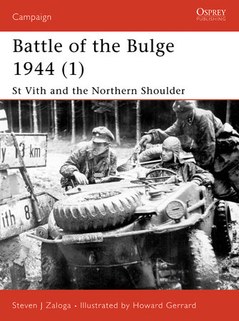Battle of the Bulge 1944 (1) by Steven Zaloga