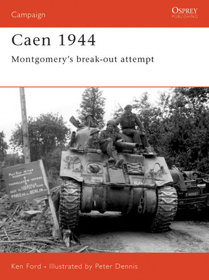 Caen 1944 by Ken Ford