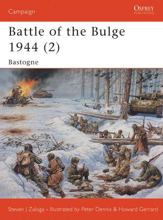Battle of the Bulge 1944 (2) by Steven Zaloga