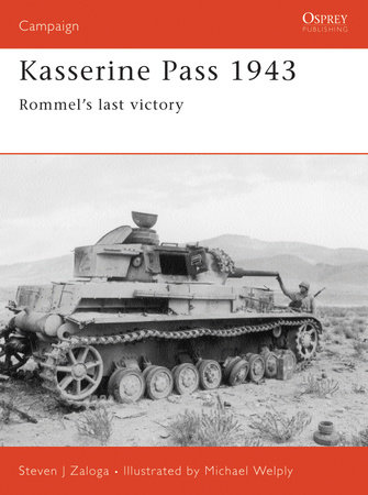 Kasserine Pass 1943 by
