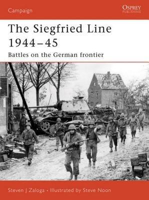 Siegfried Line 1944-45 by