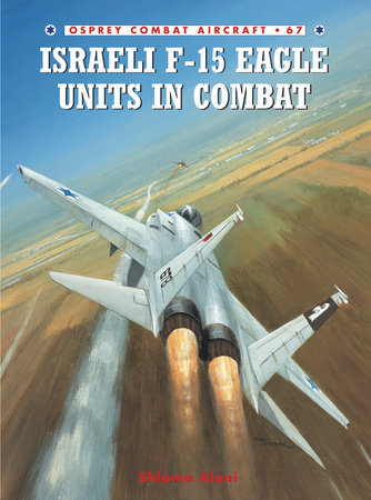 Israeli F-15 Eagle Units in Combat by Shlomo Aloni