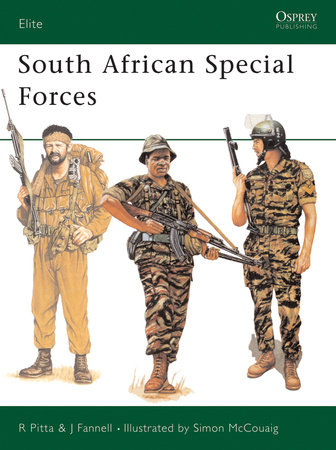 South African Special Forces by