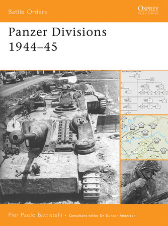 Panzer Divisions 1944-45 by Pier Paolo Battistelli