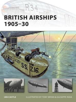 British Airships 1905-30 by
