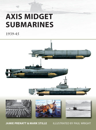 Axis Midget Submarines by