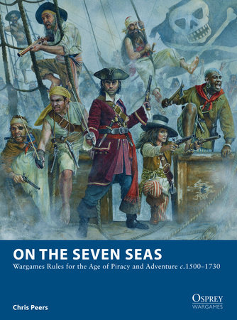 On the Seven Seas by Chris Peers
