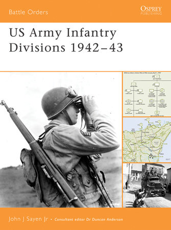 US Army Infantry Divisions 19420-43