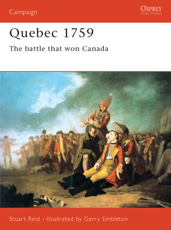 Quebec 1759 by