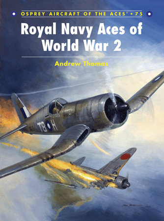 Royal Navy Aces of World War 2 by