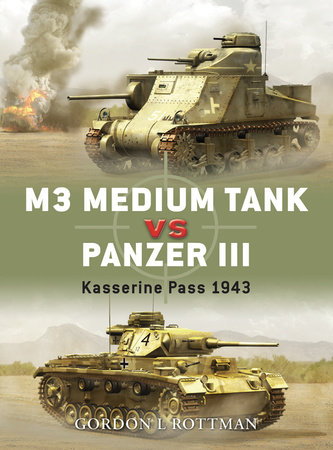 M3 Medium Tank vs Panzer III by