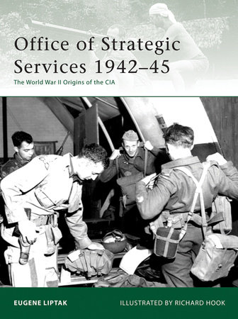 Office of Strategic Services 1942-45 by