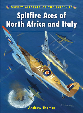 Spitfire Aces of North Africa and Italy by