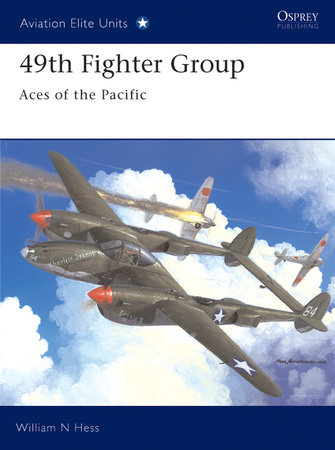 49th Fighter Group by William Hess