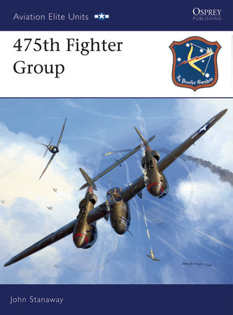 475th Fighter Group by