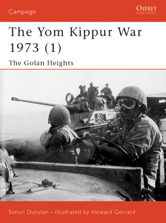 The Yom Kippur War 1973 (1) by Simon Dunstan