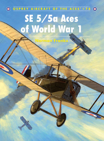 SE 5/5a Aces of World War I by