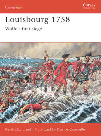 Louisbourg 1758 by