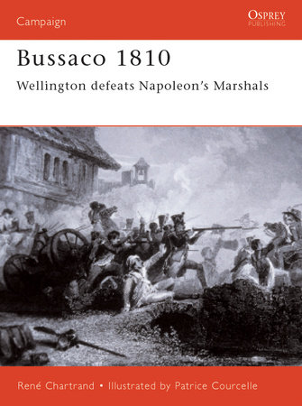 Bussaco 1810 by Rene Chartrand