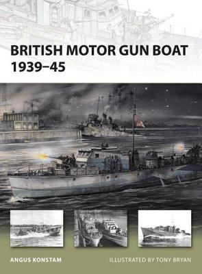British Motor Gun Boat 1939-45 by