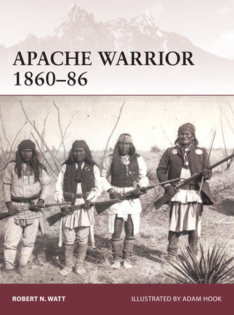 Apache Warrior 1860-86 by
