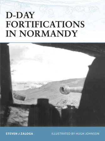 D-Day Fortifications in Normandy by