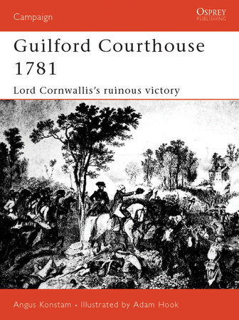 Guilford Courthouse 1781