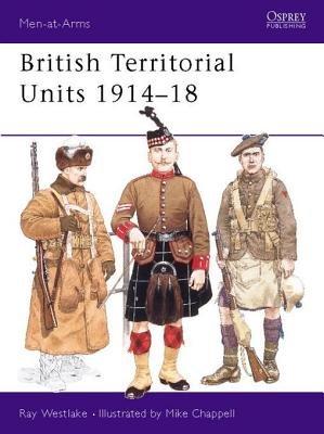 British Territorial Units 1914-18