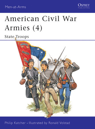 American Civil War Armies (4) by