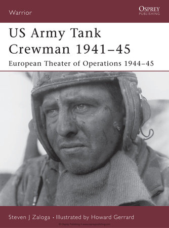 US Army Tank Crewman 1941-45