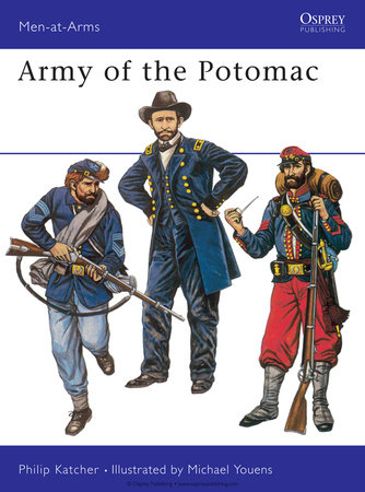 Army of the Potomac by Philip Katcher