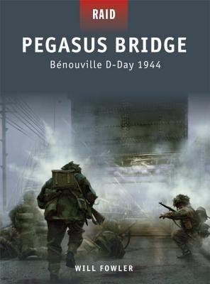 Pegasus Bridge - Benouville D-Day 1944 by Will Fowler