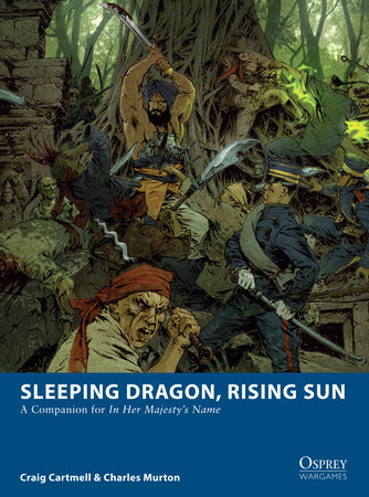 Sleeping Dragon, Rising Sun by Charles Murton and Craig Cartmell